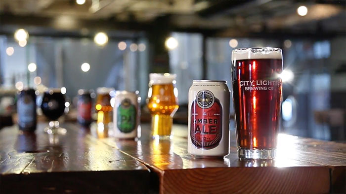 City Lights Brewing Co. – Amber Ale Beer Profile