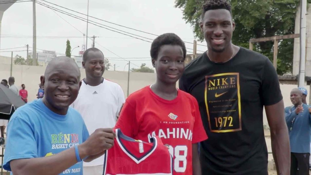 I AM Foundation: Ian Mahinmi Basketball Camp – Benin, Africa
